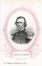 09x078.3 - General M. L. Bonham C. S. A., Civil War Portraits from Winterthur's Magnus Collection